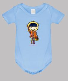 Akiou el pequeño Inuit