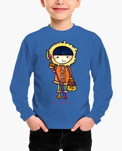 Vêtements enfant Akiou le petit inuit