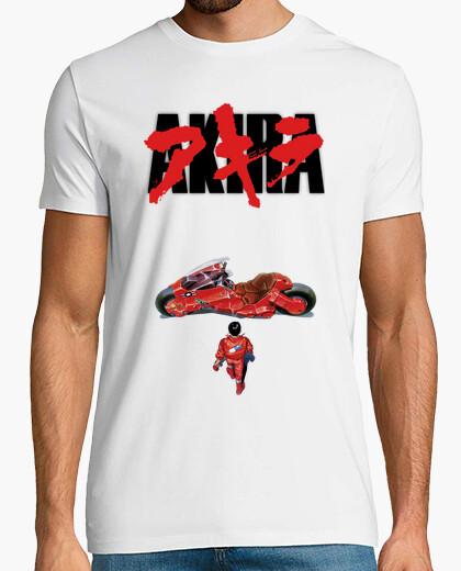 Camiseta Akira Kaneda moto 2