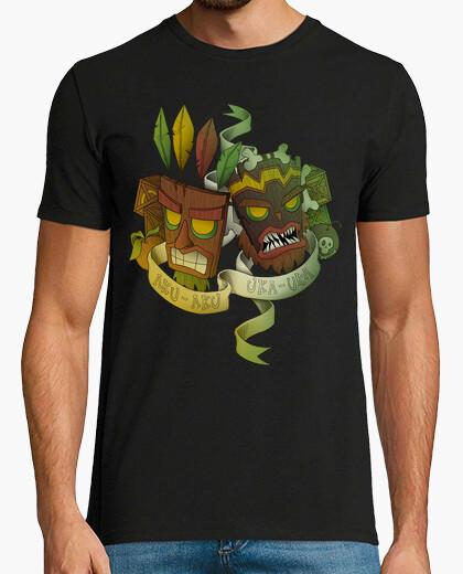 Camiseta Aku Uka Brothers - M/Tee