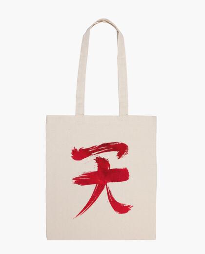 Bolsa Akuma Kanji Blood Edition