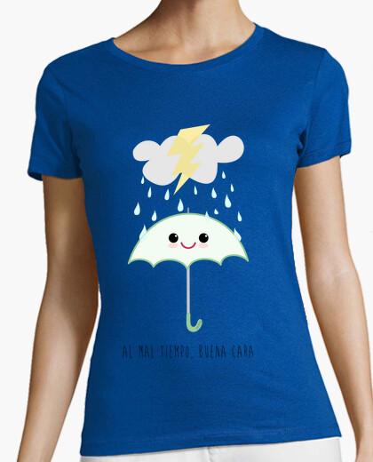 Camiseta Al mal tiempo, buena cara