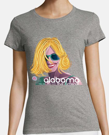 alabama true romance women's short sleeve