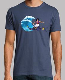 Aladdin Surf alfombra mágica Ola