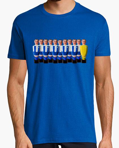 T-shirt alaves team calciobalilla