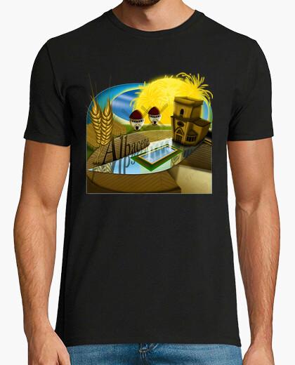 Albacete guy t-shirt