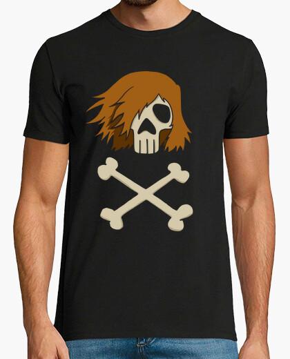 Camiseta Albator muertos