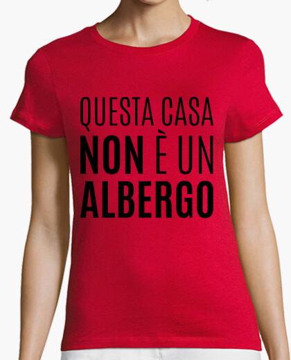T-shirt Albergo