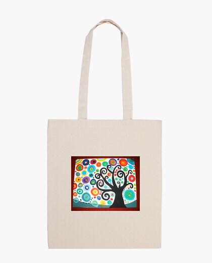 Borsa albero bag di vita.3