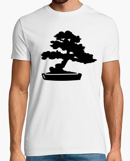 T-shirt albero bonsai