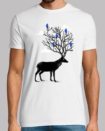 albero di cervo