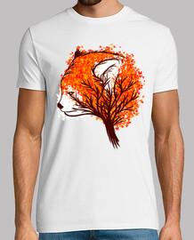 albero di panda rosso