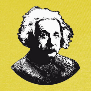 Camisetas Albert Einstein