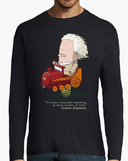 Camiseta Albert Einstein by Calvichi's
