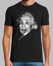 Albert Einstein (Foto Lingua)