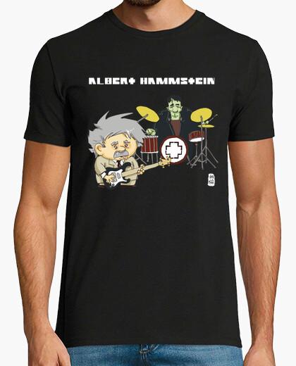 Albert hammstein t-shirt