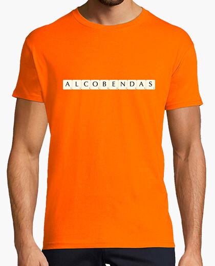 Camiseta Alcobendas Scrabble