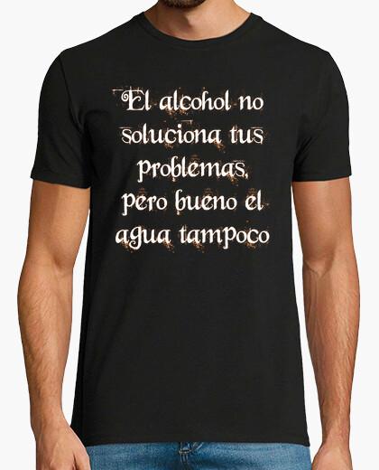Camiseta Alcohol