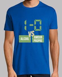 alcohol vs propio amor