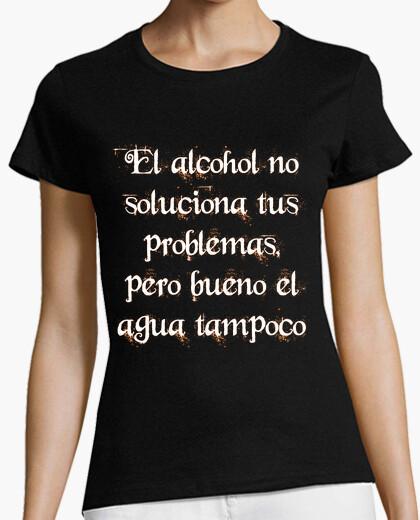 Tee-shirt alcool