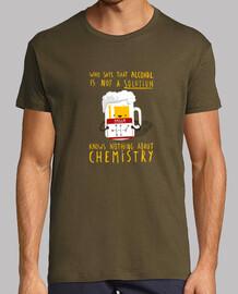 Alcool solution