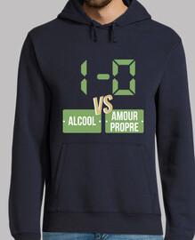 alcool vs amour propre