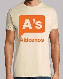 Aldeanos - Naranja