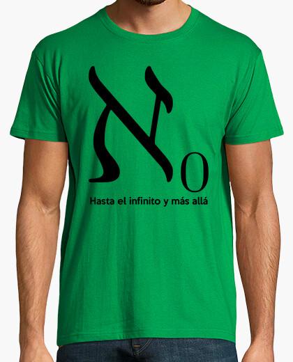 Camiseta Álef sub cero.
