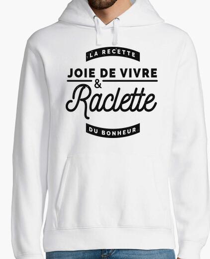 Jersey alegría de vivir y raclette