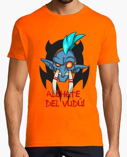 Camiseta Aléhate del vudú