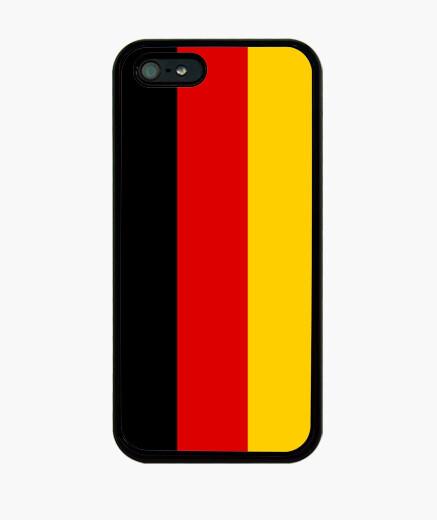 Funda iPhone Alemania