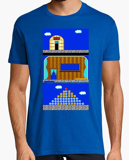 Tee-shirt alex kidd