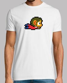 alex kidd pixel - voler