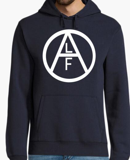 Alf  sweat-shirt  avec capuche