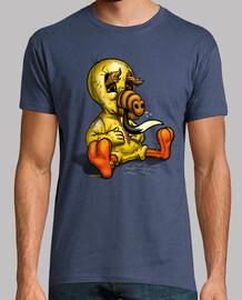 alf  t-shirt  sauvage piolin