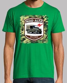 Alfa Romeo AR 51 Matta