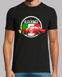 Alfa Romeo GTAm rojo