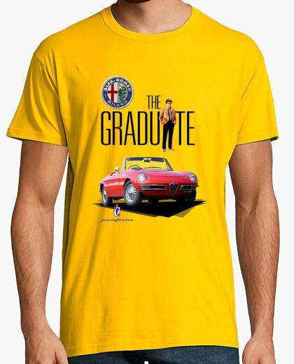 Camiseta Alfa Romeo Spider - The Graduate