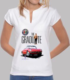 Alfa Romeo Spider - The Graduate for girls