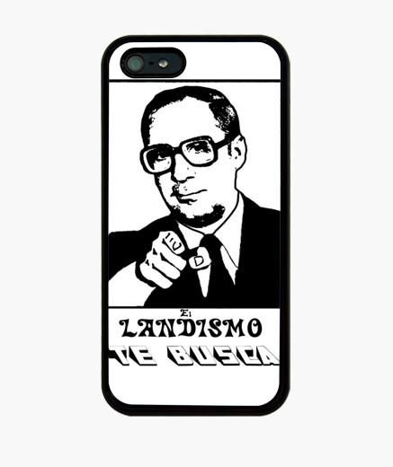 Funda iPhone Alfredo Landa. El Landismo te busca