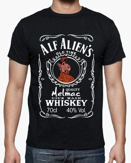 Camiseta ALFS WHISKEY
