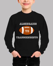 Algebraics vs Transcendents