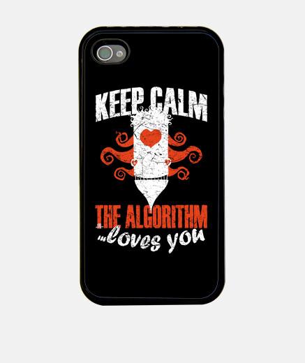 algoritmo e amore iphone 4 e 4s bl