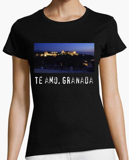 Camiseta Alhambra night