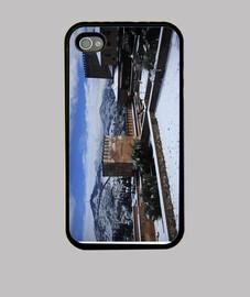 Alhambra snow
