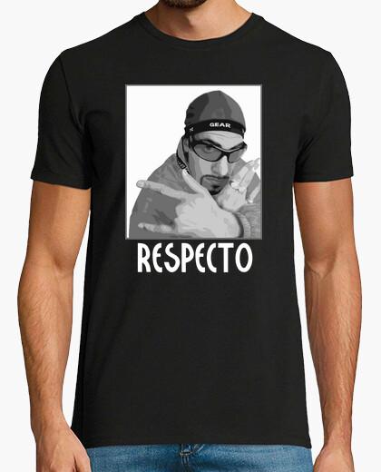 Camiseta ALI G, Respecto