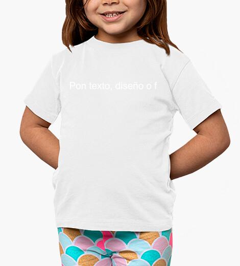 Ropa infantil alice - camisa del bebé con la ilustración