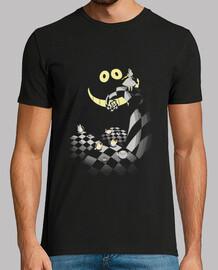 alice au pays des ténèbres-la  tee shirt  homme