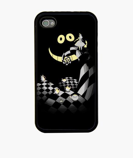 Coque iPhone alice dans le cas iphone ténèbres-