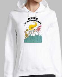 alice in mushroomland